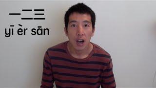 ling, yi, er, san, si, wu, liu, qi, ba, jiu (ONE thru NINE plus 0 (ZERO)) | AlarmChinese