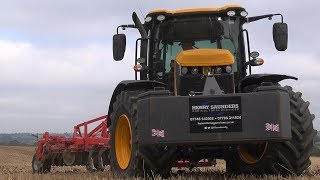JCB 4220 FASTRAC HEVA CombiLift And A SHEEP?