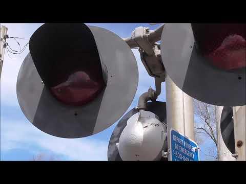 31st St. Grade Crossing Tour Steger, IL 4/28/19