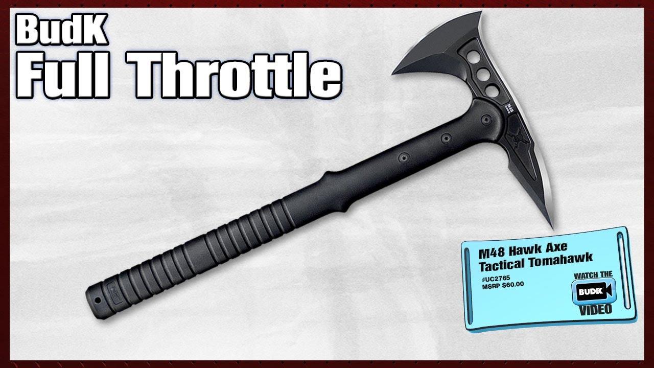 Repeat United Cutlery M48 Hawk Axe Tactical Tomahawk