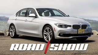 BMW 330e combines performance, smart hybrid drive