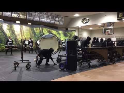 Saltillo High School Indoor Drumline