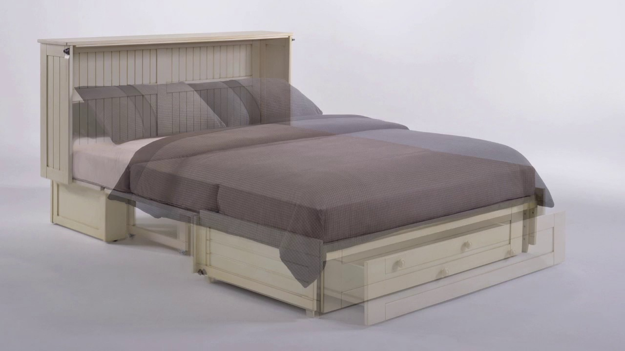 Daisy Murphy Cabinet Bed You