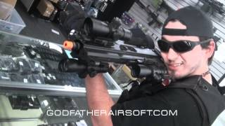Godfather Airsoft H&K UMP Competition Series