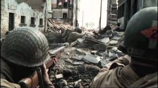 Lewis Bean Audio, Sound Design Clip, Saving Private Ryan