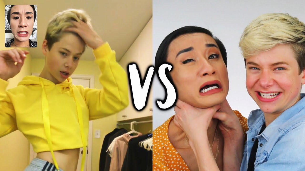 Internet Friends vs Real Life Friends! - YouTube