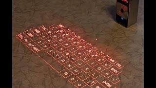 10 НЕОБЫЧНЫХ ТОВАРОВ Найденных на AliExpress  Проекционная клавиатура(, 2017-03-22T16:21:23.000Z)