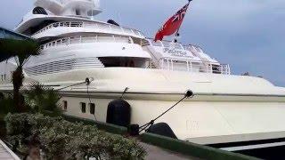 Pelorus Yacht - Billionaire Owner David Geffen's Mega Yacht Tour