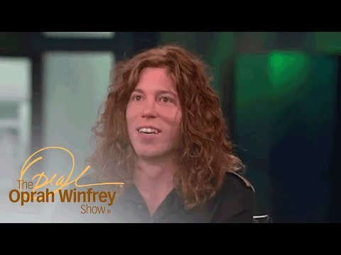Shaun White on Secret Snowboard Training in the Colorado Wilderness | The Oprah Winfrey Show | OWN