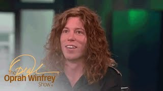 Shaun White on Secret Snowboard Training in the Colorado Wilderness | The Oprah Winfrey Show | OWN