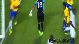 Brazil 5-0 Honduras I Brazil vs Honduras 5-0 I All Goals I International Friendlies I HD 17/11/2013