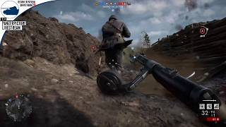 Battlefield I Test stream - first time on PC. Test.