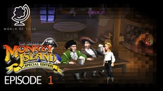 [The Secret of Monkey Island] Episode 1: Guybrush Threepwood