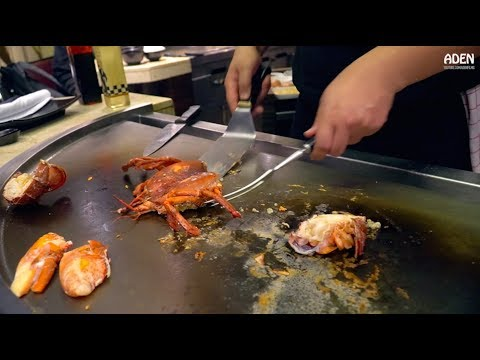Lobster & Steak Teppanyaki - High-End Food in Bangkok