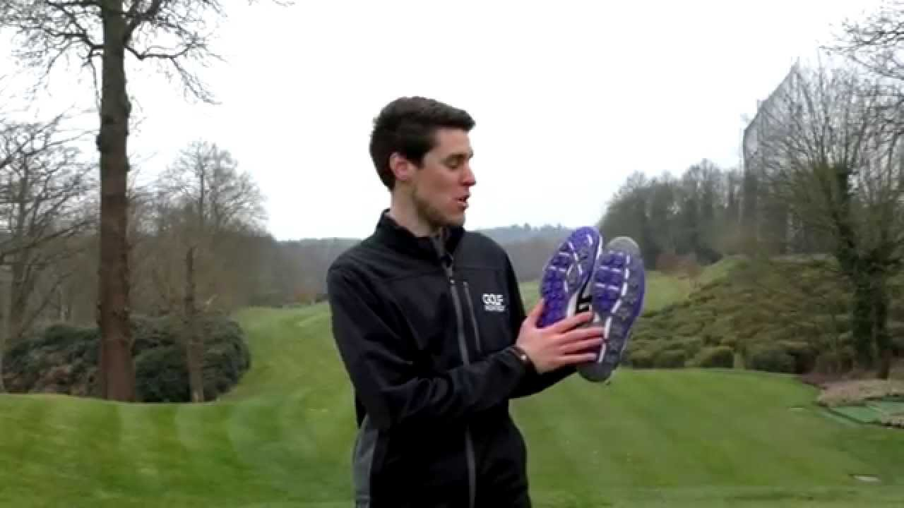 the latest a47c6 7628d adidas asym energy boost golf shoe review