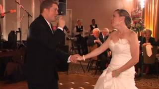 Wedding - Ed sings Can't Take My Eyes Off Of You