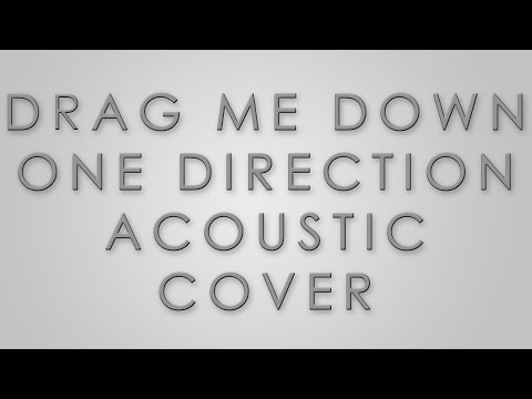 Drag Me Down - One Direction (Instrumental Cover) (Lyrics/Karaoke) by Peter Stable