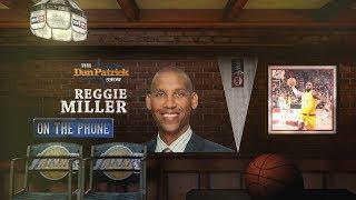 Reggie Miller Talks Klay Thompson, Warriors, Lakers & More w/Dan Patrick | Full Interview | 10/30/18
