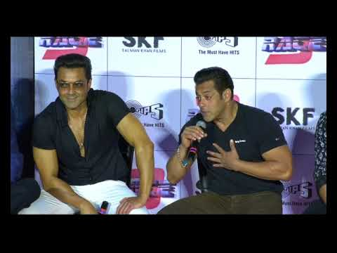 Salman on Black Buck Case Did you think I was going in Forever