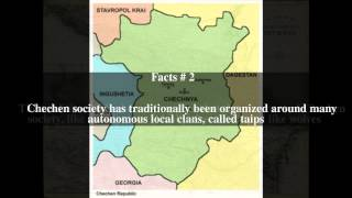 History of Chechnya Top # 5 Facts