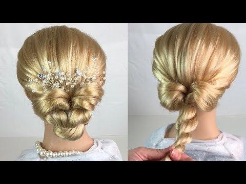 вечерние прически,красивая прическа,new Hairstyle,girls Hairstyle