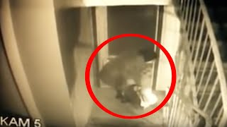 5 Extremely Chilling Real Life Events Caught on Surveillance Cameras...