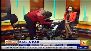 Power Interview: Linda Kimeu and Faith Kimeu on their Dial a Pad project