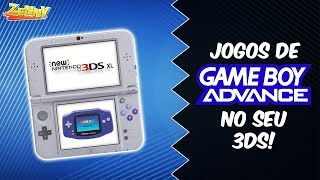 How to run GBA games on your Nintendo 3DS from the SD card - Complete GBA VC Injection Tutorial