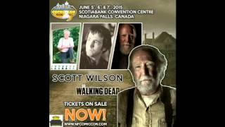 Niagara Falls Comic Con 2015 Comercial