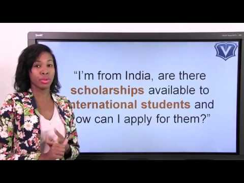 Available College Scholarships for International Students