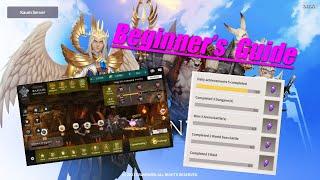 Epic Fantasy Idle RPG - Beginner's Guide screenshot 3