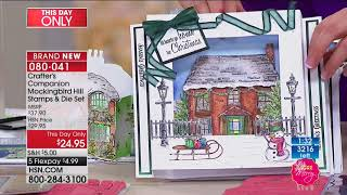 HSN | Crafter's Companion 10.03.2017 - 09 PM