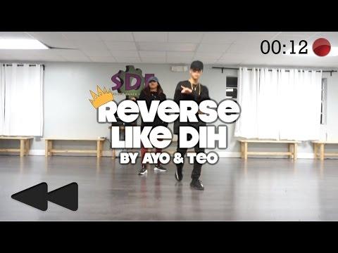 #ReverseLikeDIHChallenge | Justmaiko Dance Video...