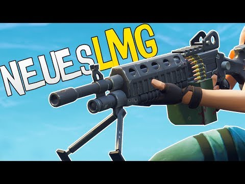 100 SCHUSS MONSTER | NEUES LMG In Fortnite Battle Royale