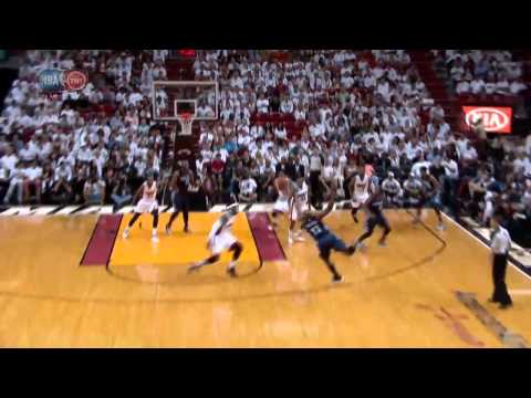 Charlotte Bobcats vs Miami Heat Game 2 | April 23, 2014 | NBA Playoffs 2014