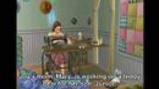 The Sims 2 FreeTime Designer Walkthrough (Eng. Subtitles)