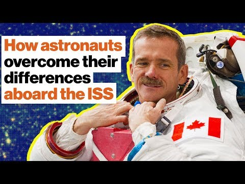 Aboard the ISS: Why cross-cultural communication is a matter of life or death | Chris Hadfield