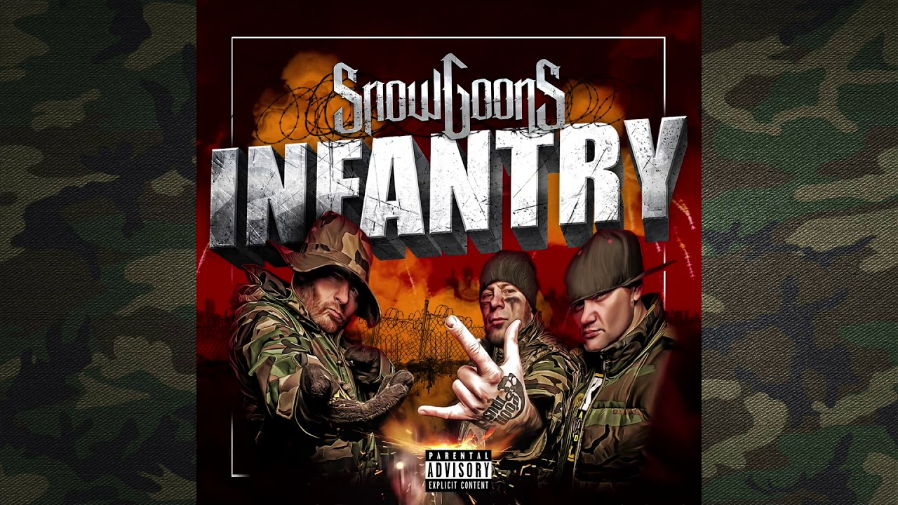 Snowgoons - Cold Facts ft Reef The Lost Cauze, Mooch & Skrewtape (OFFICIAL)