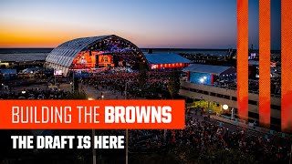 Building The Browns 2021: The Draft Is Here (Ep. 3)