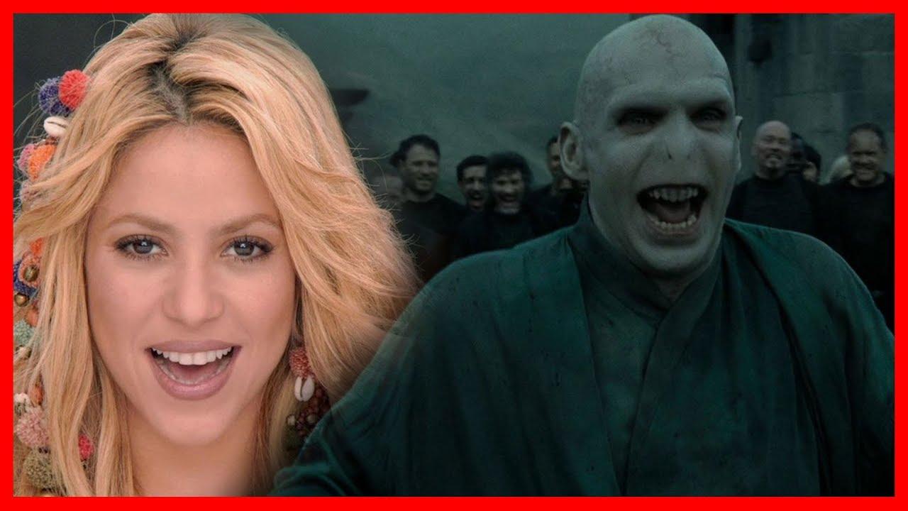 Shakira Feat Voldemort Waka Waka Youtube