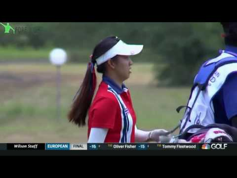 2017 LET ~ Ladies European Thailand Championship ~ Pattaya ~ Part 1/3