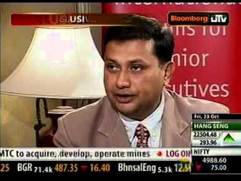 Vivek Lall Bloomberg UTV