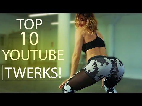 TOP 10 Twerking Videos 2017 thumbnail