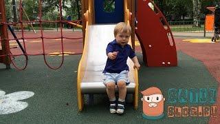 Обзор детских площадок в городе Раменское. Новая площадка на улице Свободы