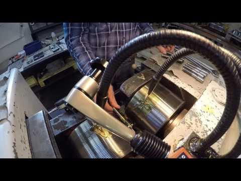 WMW UPW 12.5.1 Kierteen Valssauskone - WirMet