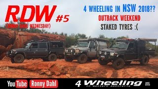 4 Wheeling in NSW, outback 4x4, RDW5