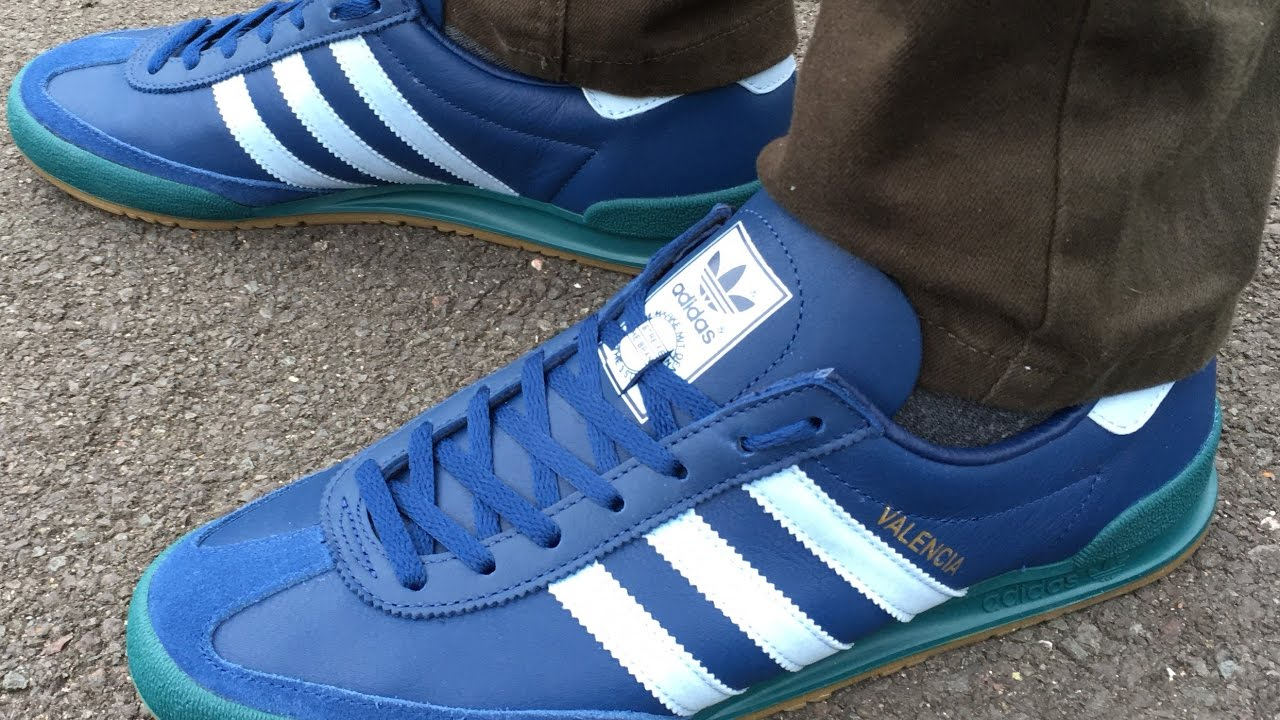 Adidas Valencia (Jeans City) unboxing & on foot