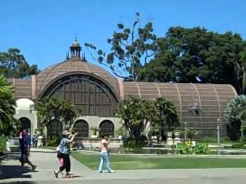 Tour of Balboa Park San Diego August, 2010