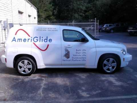 Introducing AmeriGlide Raleigh.