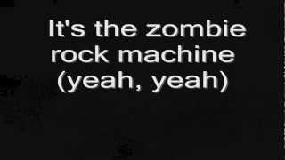 Lordi - ZombieRawkMachine (lyrics) HD